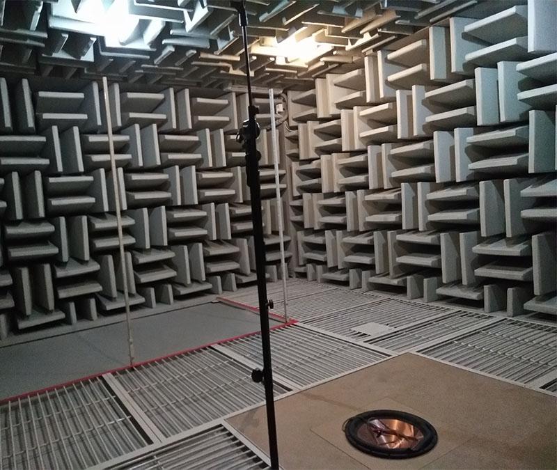 消聲室聲學噪聲測試服務制作廠家有什么檢測方案