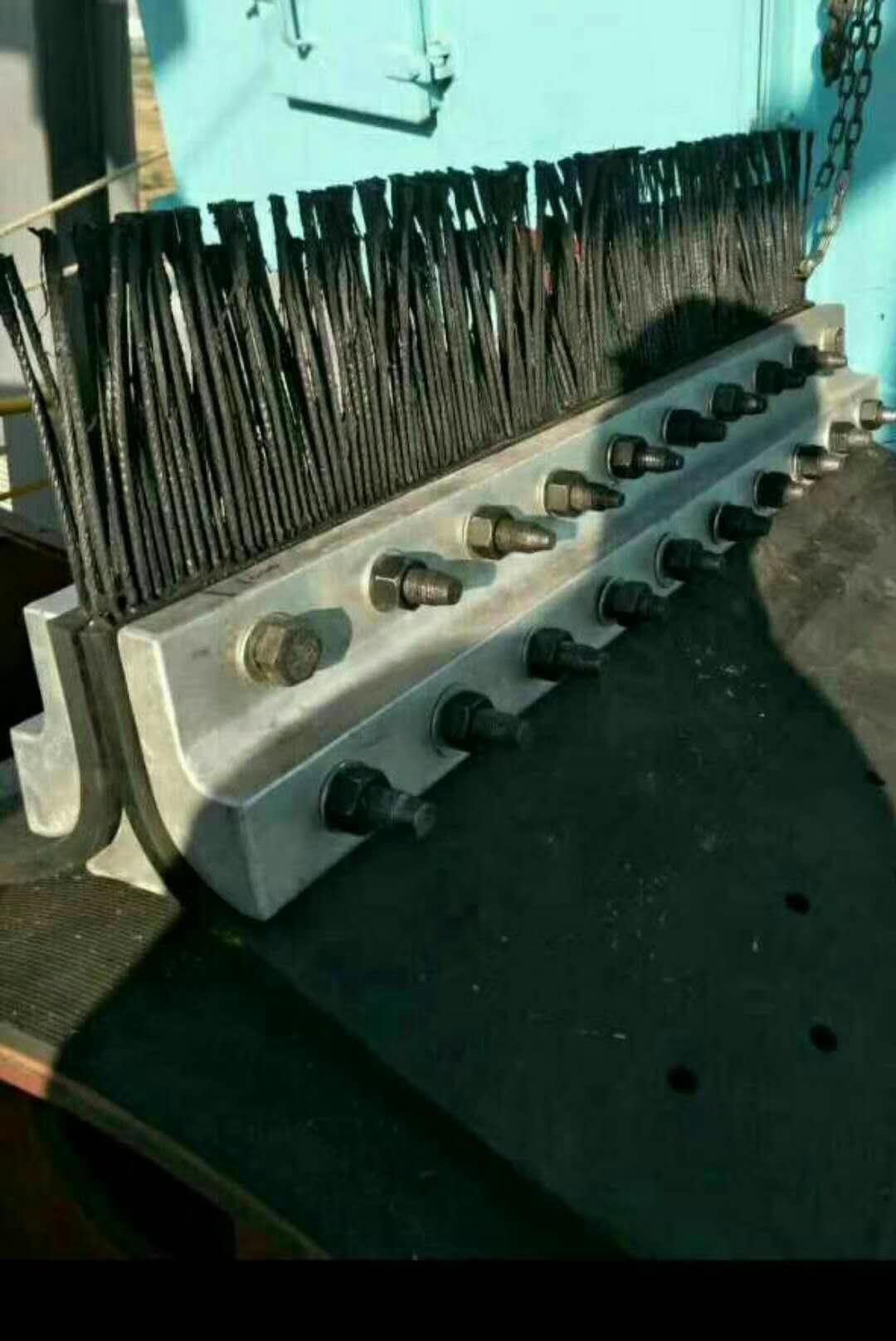 江苏钢丝胶带接头 铝合金接头夹具供应商