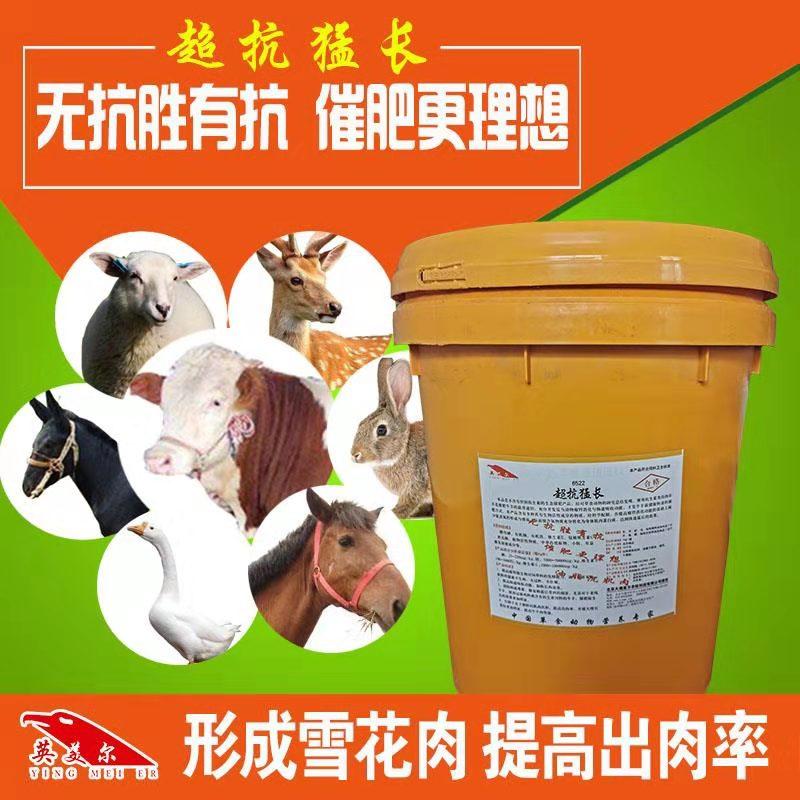 肉牛育肥的添加劑有哪些-牛飼料添加劑廠家直銷
