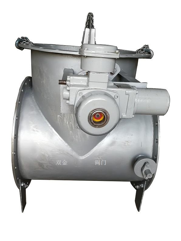 GP942X-1不銹鋼電動三通煙氣閥