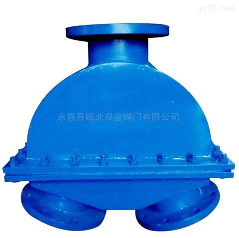 H49J-10C礦漿換向止回閥  自動換向止回閥廠家專業制造