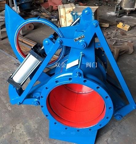 氣動盲板閥DN200-DN1800