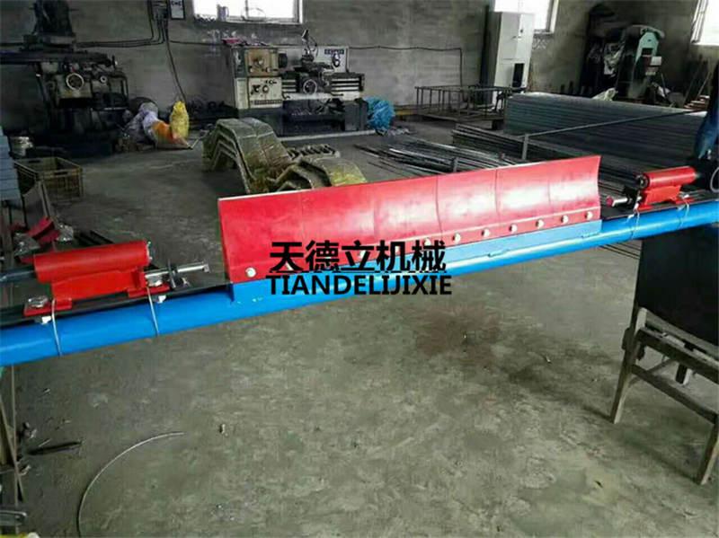 GP型皮带机聚氨酯清扫器  1米聚氨酯清扫器