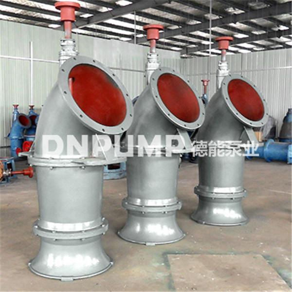 拆除安装立式轴流泵(900ZLB-100)