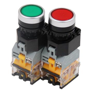 新大新电气供江苏爱可信LA135-11/20B9自复型按钮
