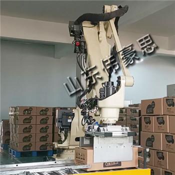 自動機械手碼袋設備 全自動鞋盒包裝碼垛機