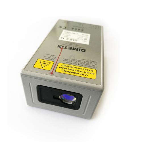 瑞士Dimetix遠距離激光測距儀激光測距傳感器NADO高精度DLS-C15