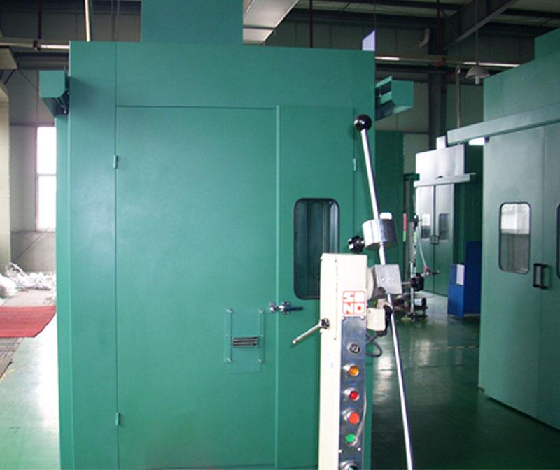 隔音房在工業機器噪聲降噪中的結構設計特點