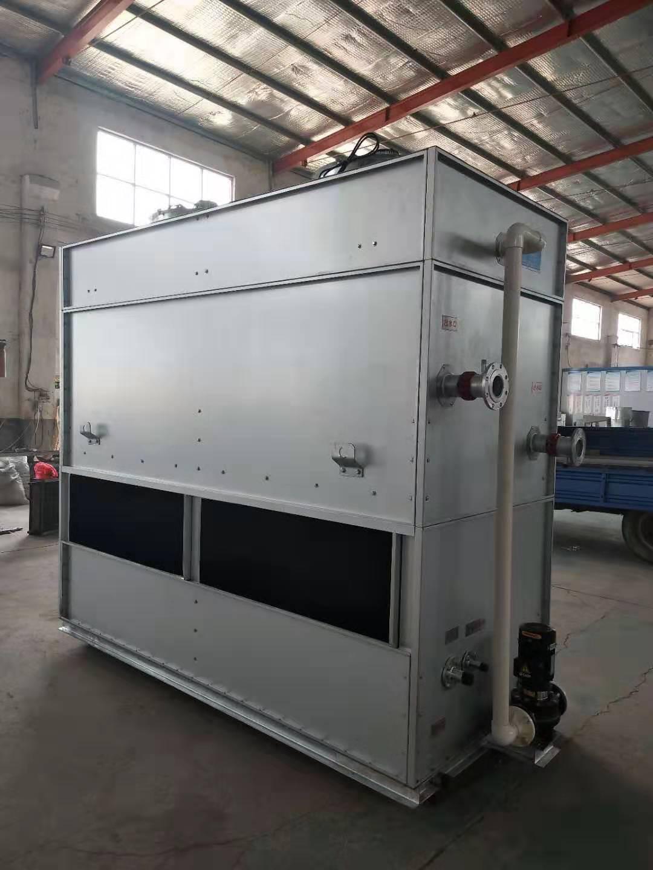 6T-200T方形闭式冷却塔 低噪音逆流式冷却塔