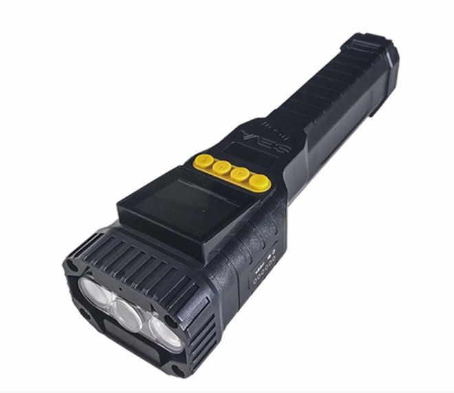 SZSW2850  摄像头像素800万 智能摄像电筒