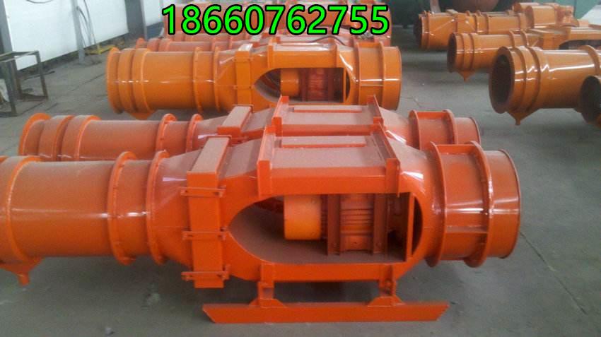 云南昆明KCS-230D矿用除尘风机