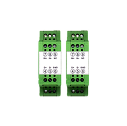4-20ma/0-1MA轉0-10MA/0-3V信號隔離轉換模塊
