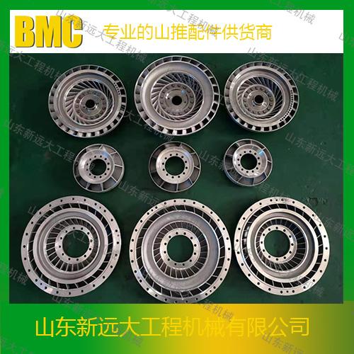 山東新遠大銷售一部熱賣山推原廠變矩器渦輪,泵輪,導輪,SD22推土機渦輪154-13-31520