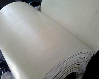 云南推荐食品级白色橡胶皮带 天然无毒欢迎来电