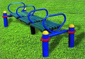 健身路徑 戶外健身設施 室外健身設施、社區健身器材