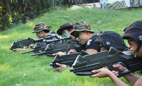 團體拓展訓練|高質量的團隊素質拓展訓練上哪找