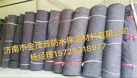 山東金茂源廠家供應500克公路養護保濕毛氈