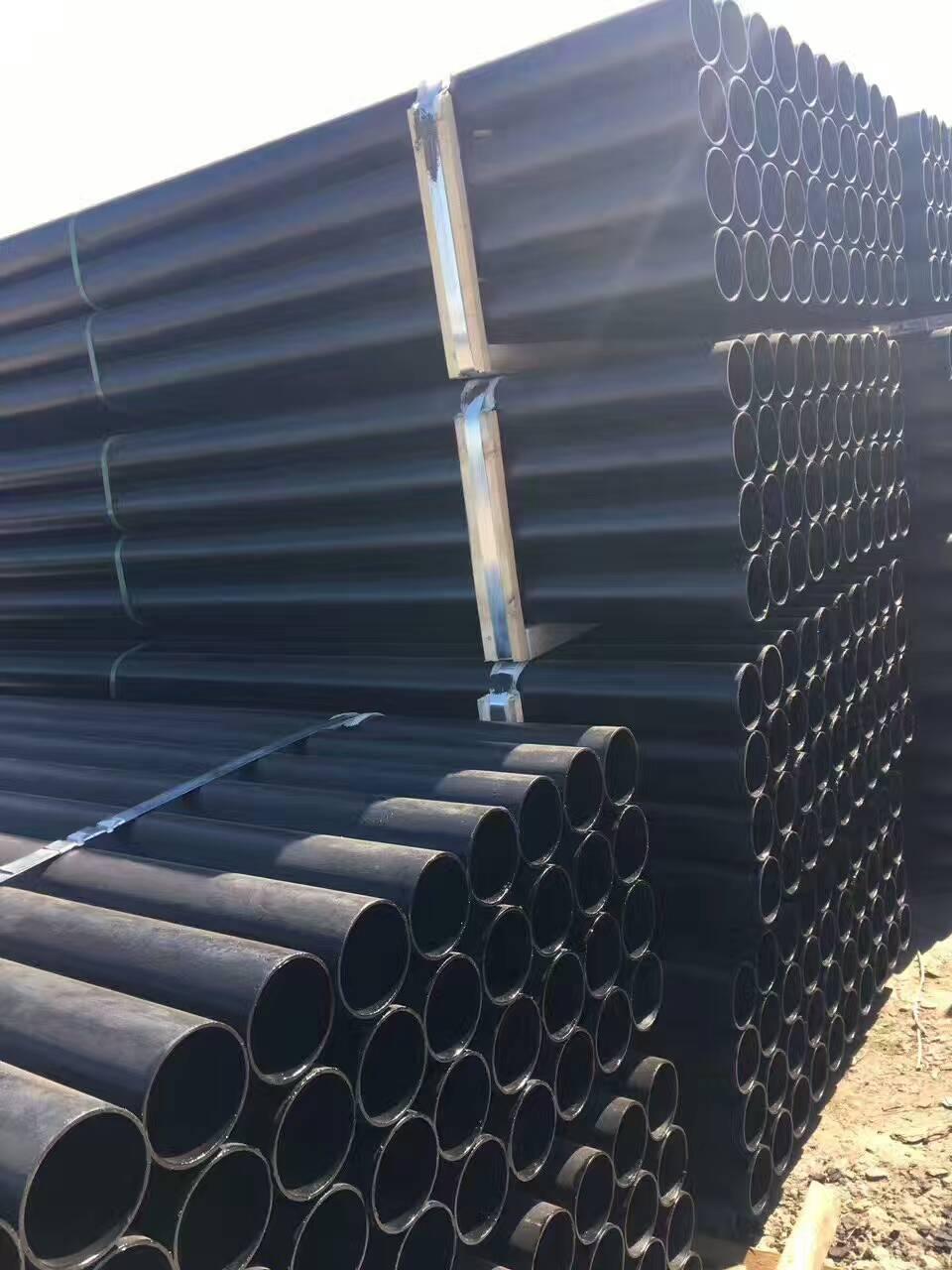 柔性铸铁管-新兴排水铸铁管 北京W型铸铁管