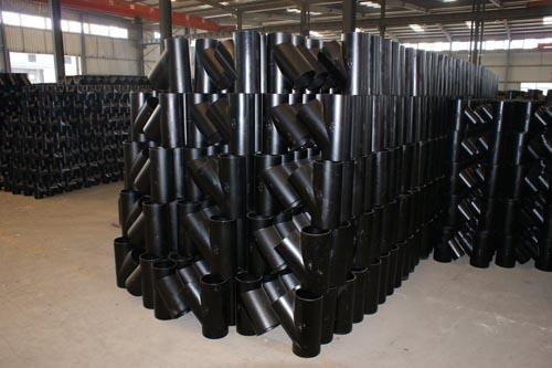 沧州新兴排水铸铁管 建筑工地室内排水管道