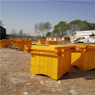 防腐木花箱,河北防腐木花箱厂家,绿化工程木质花盆