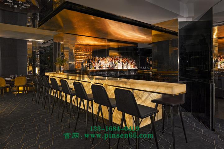 深圳酒吧吧台吧椅定制厂家那家好?