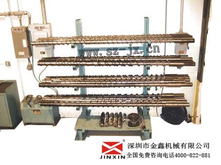 联塑注塑机双合金螺杆料筒火箭头三件套金鑫品种齐全
