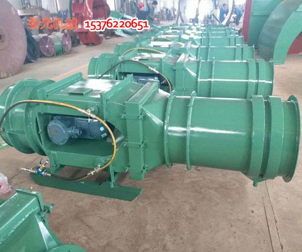 礦用離心式KCS-120LD濕式除塵風機除塵潛規則