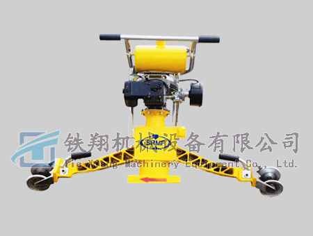 内燃钢轨打磨机NGM-6.0有效使用