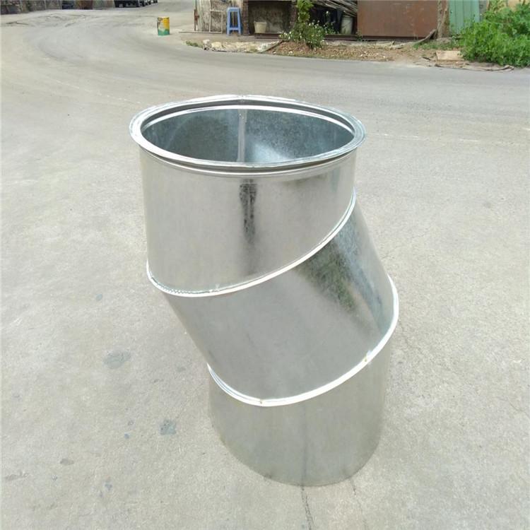 广州螺旋风管生产优质厂家 通畅通风设备管道加工