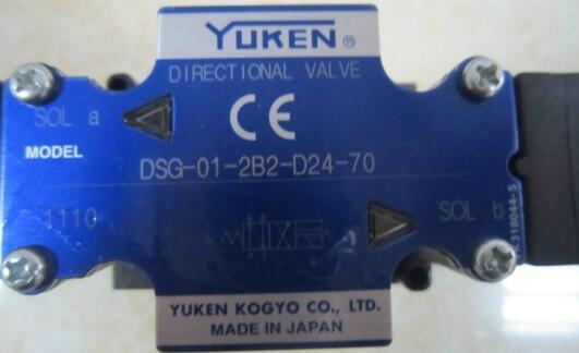 DSG-01-2B2B-D24-N1-50油研电磁阀