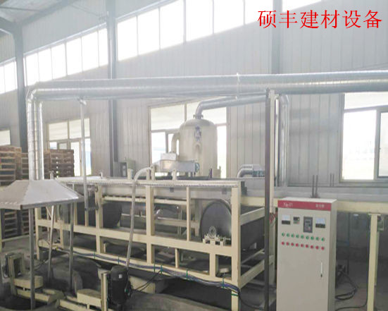 水泥基匀质板设备与多片锯匀质保温板设备的不同之处之匀质板搅拌机