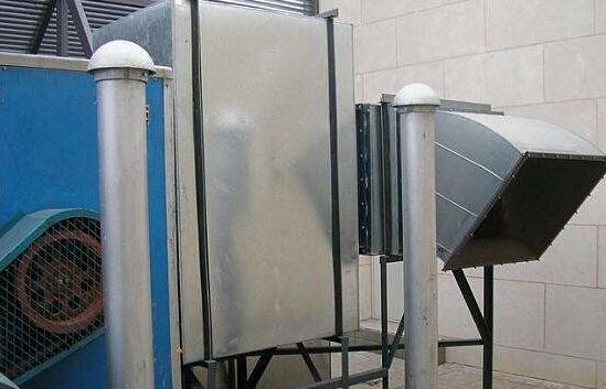 厨房排风机噪声治理,油烟风机降噪处理