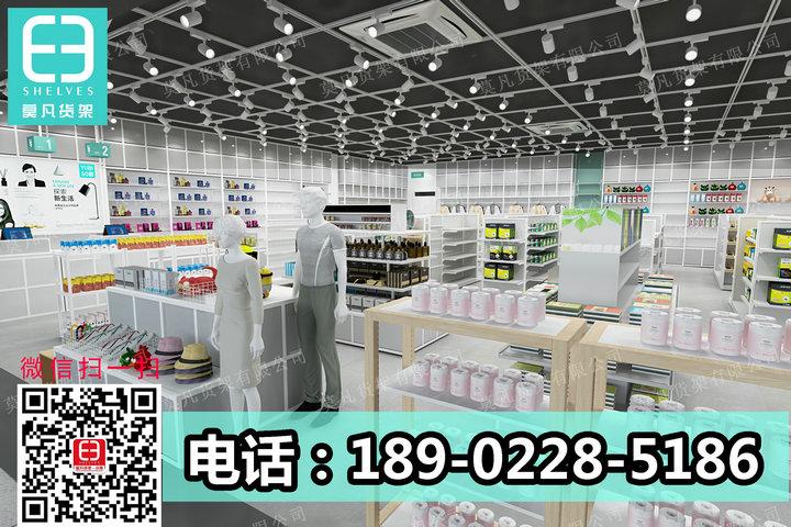 MINIGOOD尚优凡品是韩国时尚休闲百货品牌,诺米货架,NOME货架