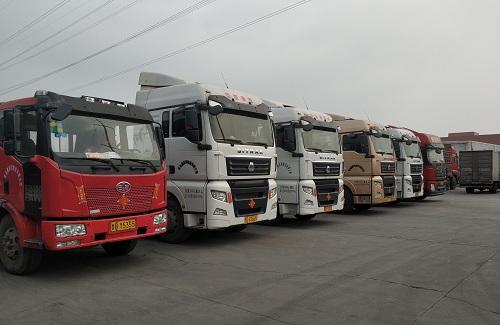 青岛到济宁市货物运输公司 价位合理 老牌物流