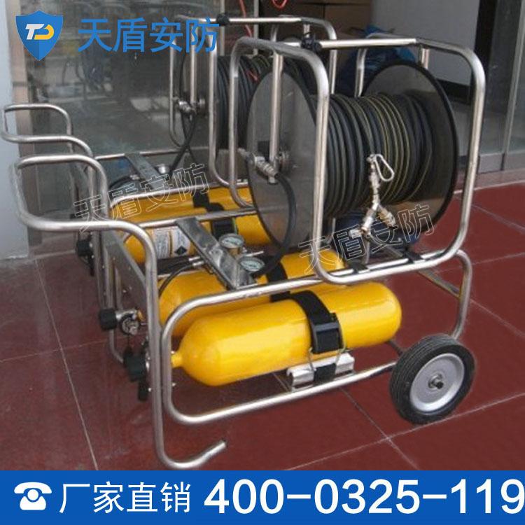 厂家直销移动供气源 天盾移动供气源参数