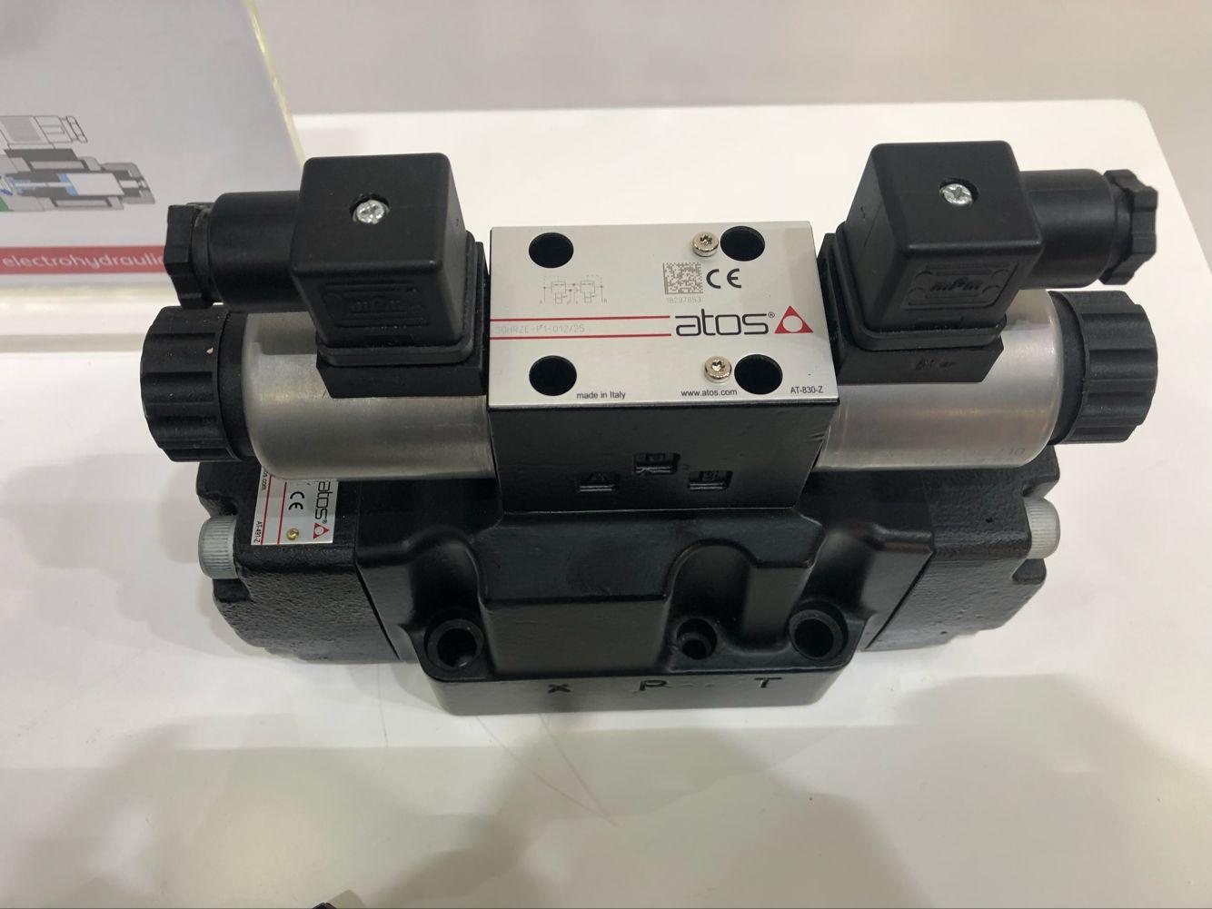DLOH-2A/S-UX230AC阿托斯电磁球阀H最大流量12L/min