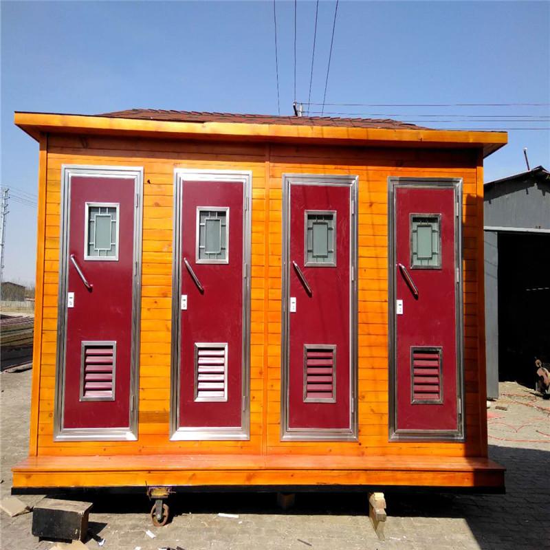 沧州移动厕所厂家——景区移动厕所|生态卫生间