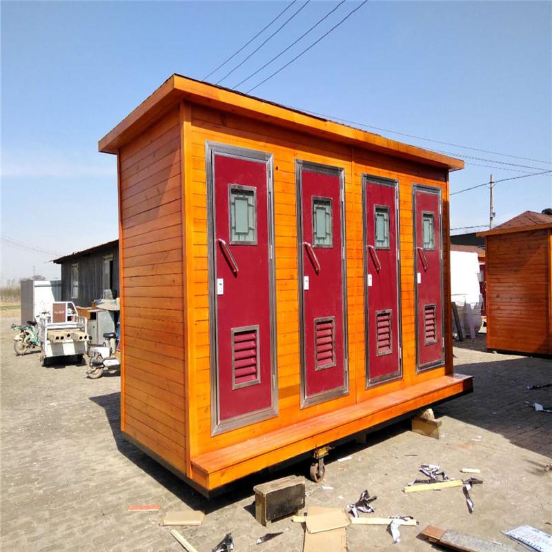 献县移动厕所厂家——景区生态环保厕所