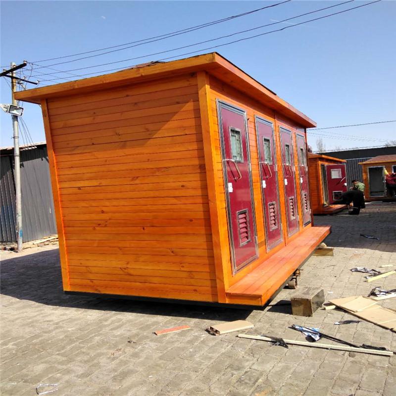 河北移动厕所厂家——景区移动厕所