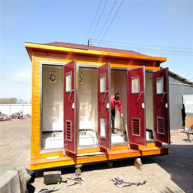 沧州移动环保厕所厂家|景区移动厕所|生态卫生间