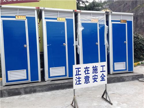 惠州移动卫生间出租租赁活动中