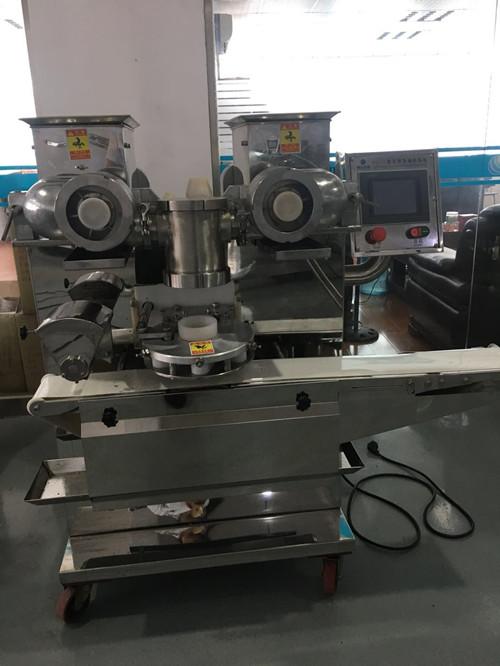 供应厂家旭众月饼机60-II型月饼自动包馅机
