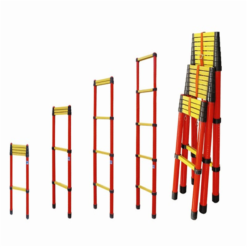 玻璃钢绝缘梯人字梯关节梯伸缩梯升降梯子电工梯