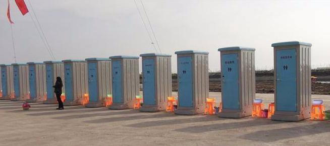 梅州活动厕所、移动厕所出租
