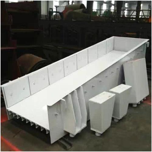 振动放矿机 矿用放矿机 单质体振动给矿机(图)