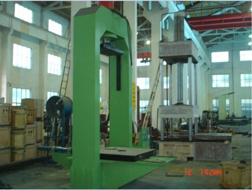 合丰机械厂家供应龙门式液压机