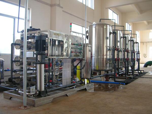 供应天津皓淼水处理、纯净水设备