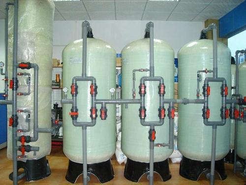 供应天津皓淼水处理、离子交换设备