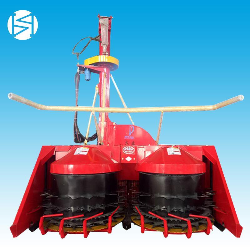乾安2.3米新款大型自走式青贮机犇牛大型自走式青贮机