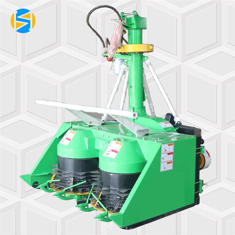 阳江1.4米新款小型背负式青储机犇牛玉米秸秆青储机割台价格